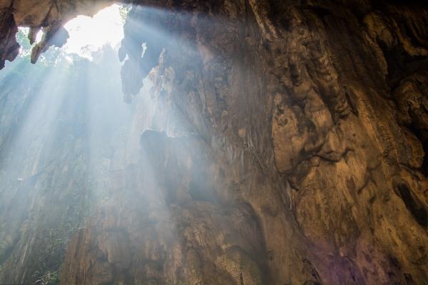 Batu Caves - jaskinie