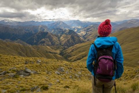 Podziwiamy otaczające nas góry