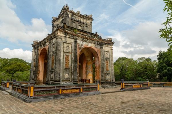 Stela cesarza Tu Duc